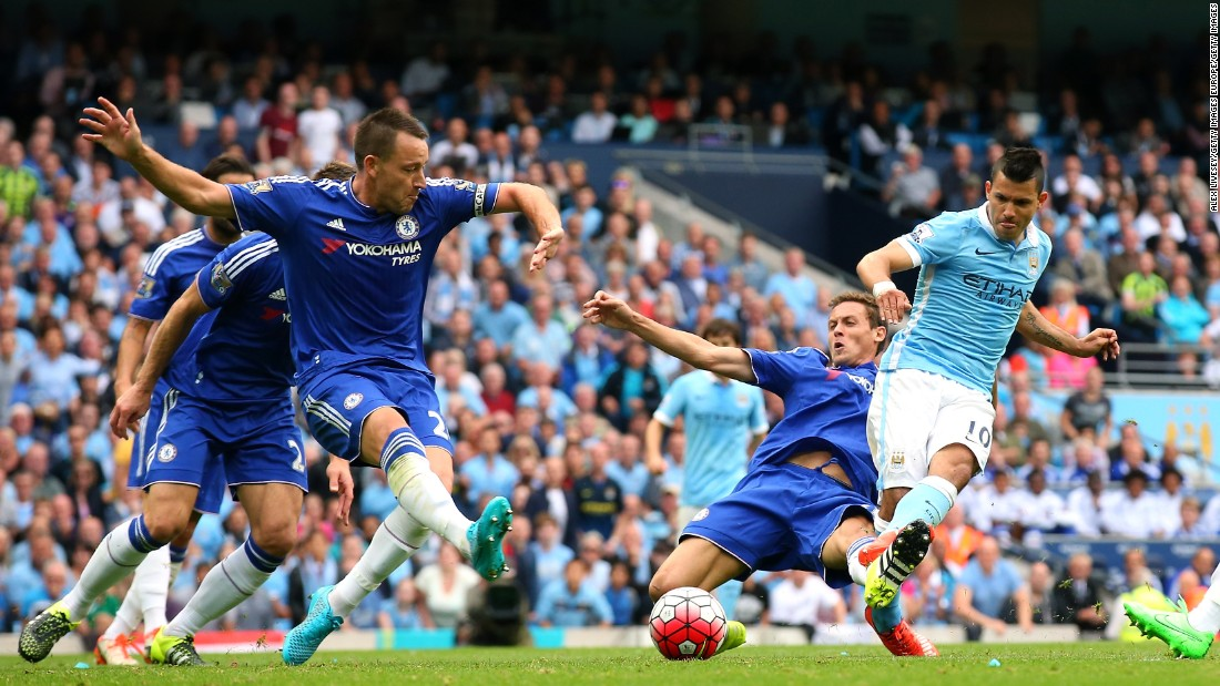 Man City Vs Chelsea 17 18: Was Chelsea's Defeat By Manchester City 'fake?'