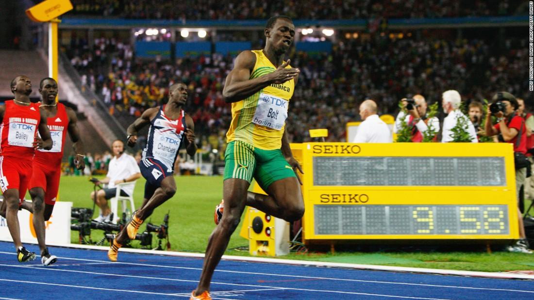 2015: World Athletics Championship - CNN.com