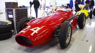 Is this the most beautiful race car ever made?