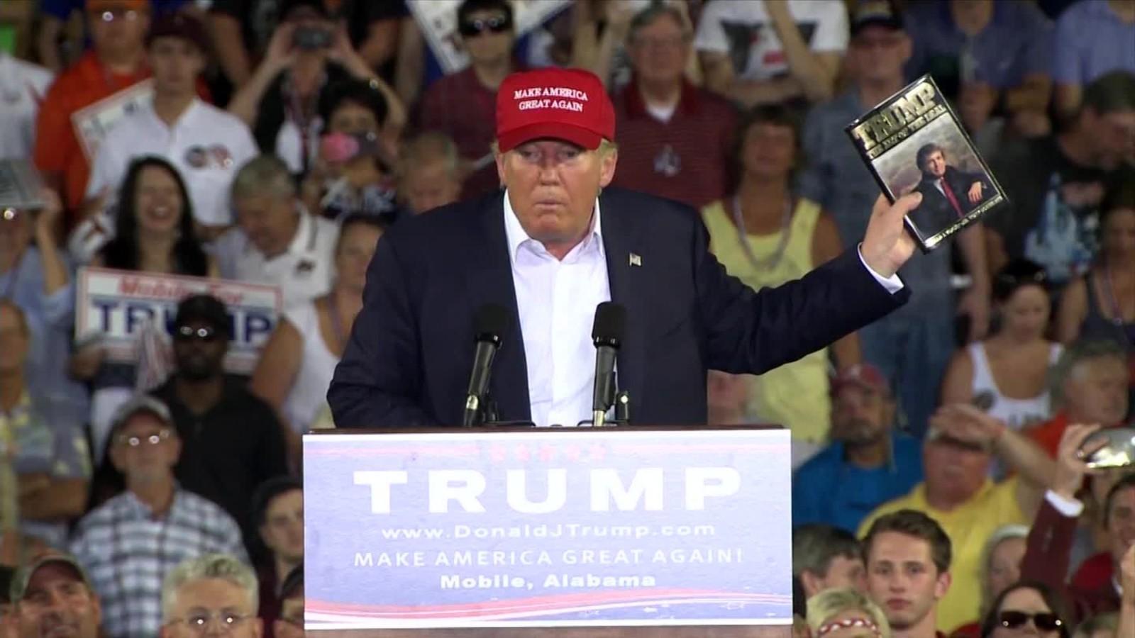 Donald Trump Is Not An Active Member Church Says