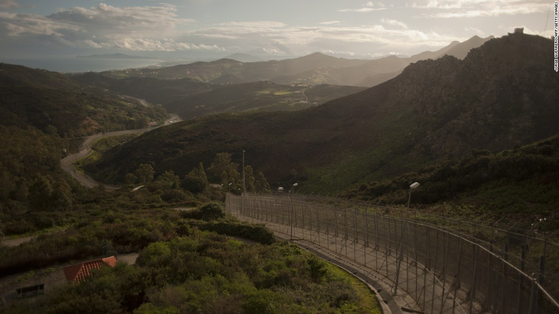 Trump's new idea? Walls have lined national borders for thousands of years
