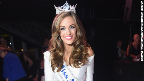 Betty Cantrell is your new Miss America - CNN Video