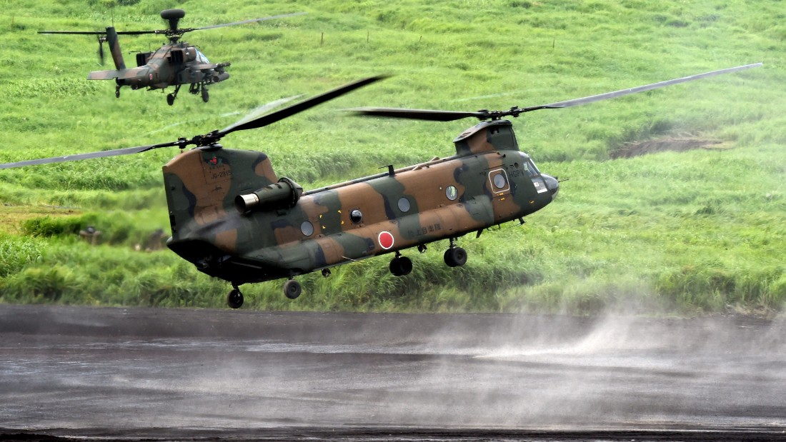 Japanese lawmakers OK greater overseas role for military ...