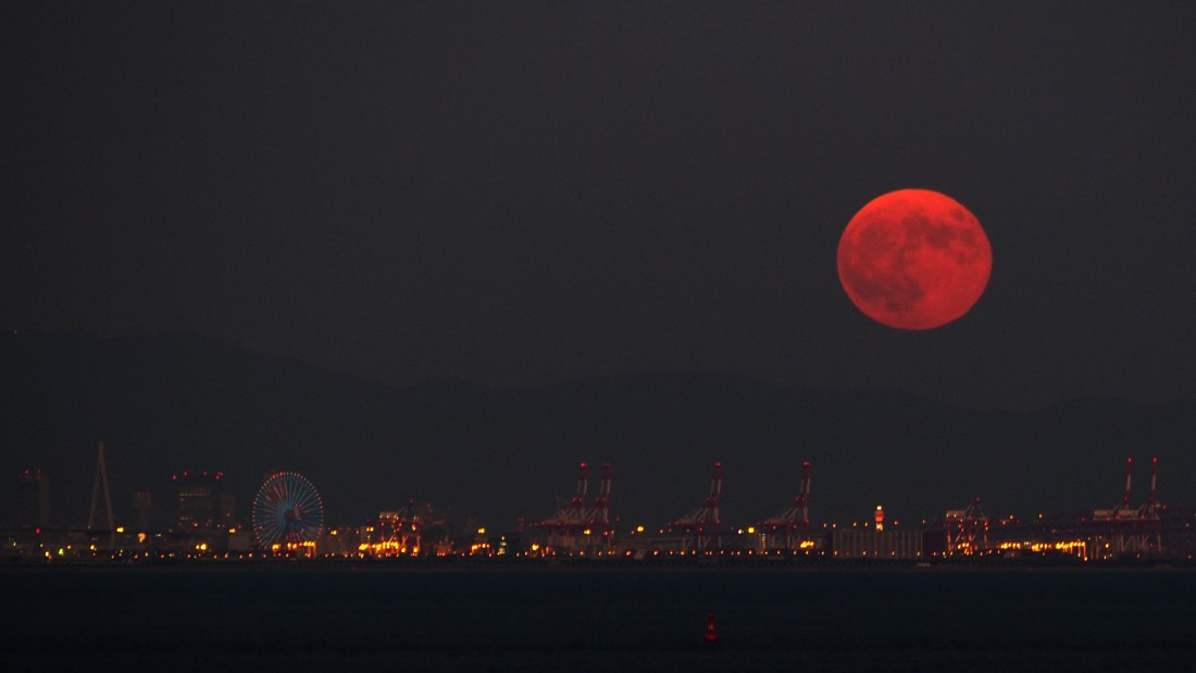 red moon 2018 miami - photo #9