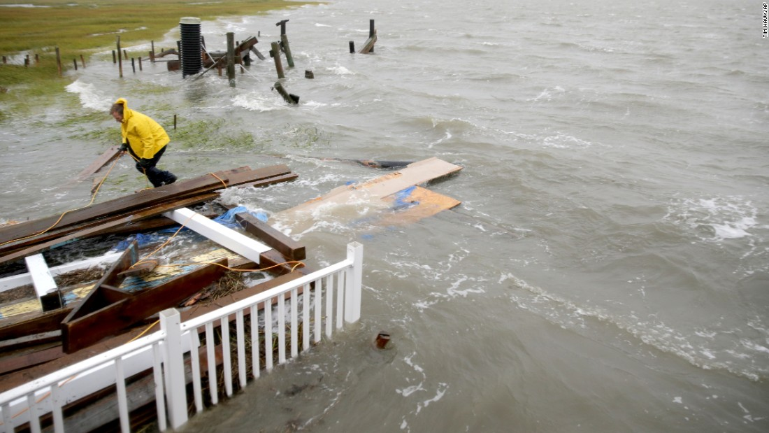 South Carolina flooding: State not out of the woods yet - CNN