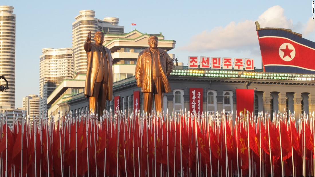 Inside Pyongyang: How North Korea is changing - CNN