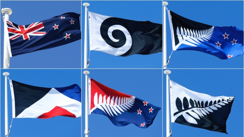 New Zealand Flag Twitter: Voting Starts For New Zealand's Flag
