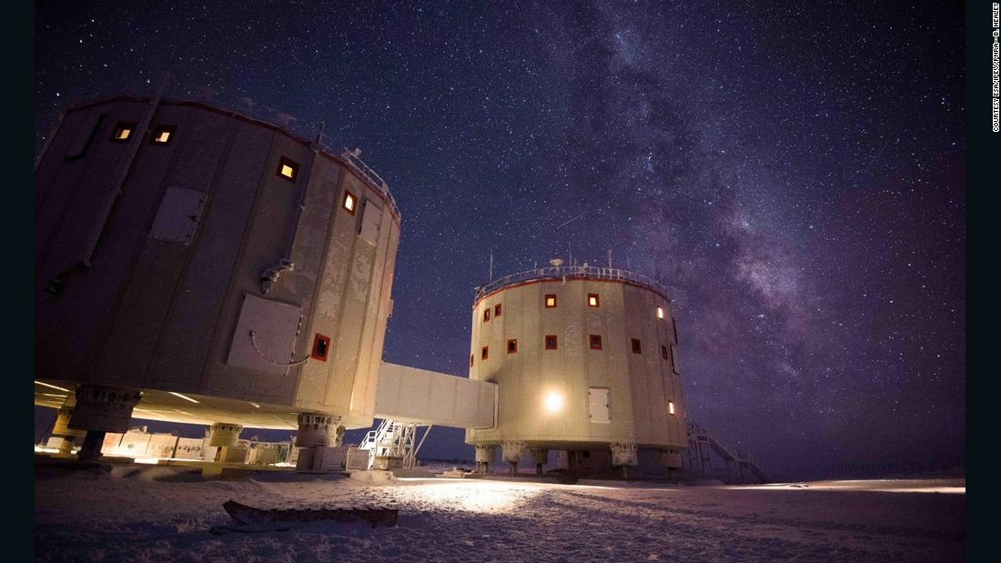Preparing for Mars -- by living in Antarctica - CNN.com