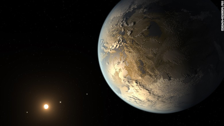 Kepler-186f was the first validated Earth-sized planet to be found orbiting a distant star in the habitable zone. This zone a range of distance from a star where liquid water might pool on the planet's surface.