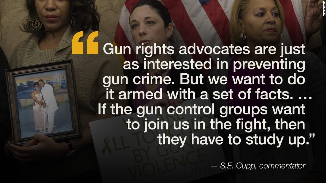 Stephen king essay on gun control