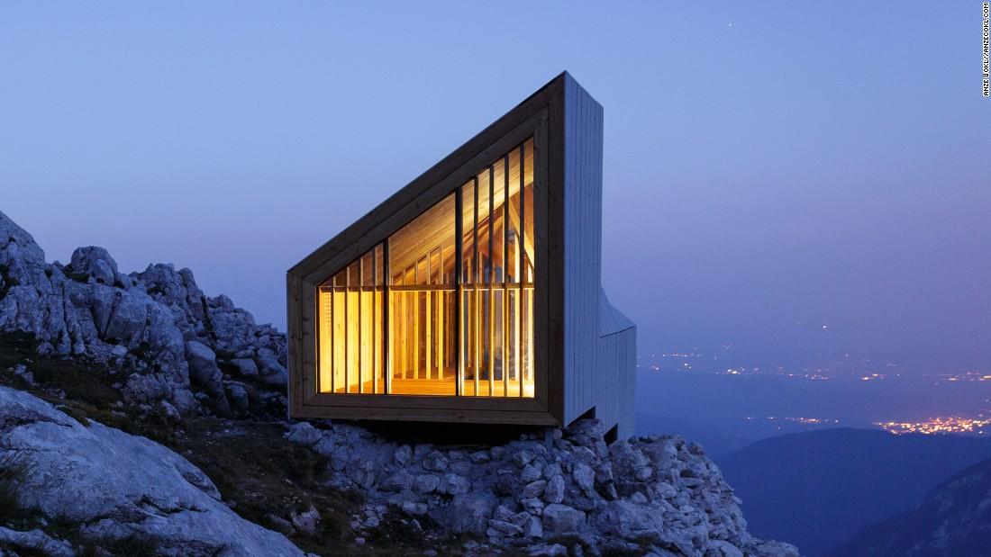 Architecture in the wild: Allure of wilderness retreats ...