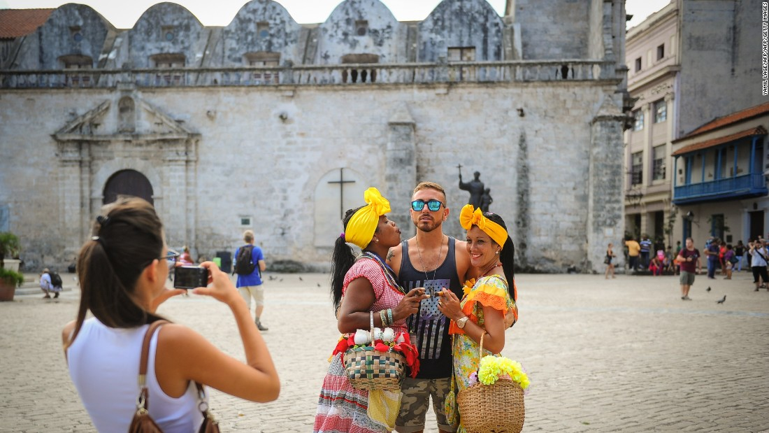Can Americans Traveling To Cuba Now In