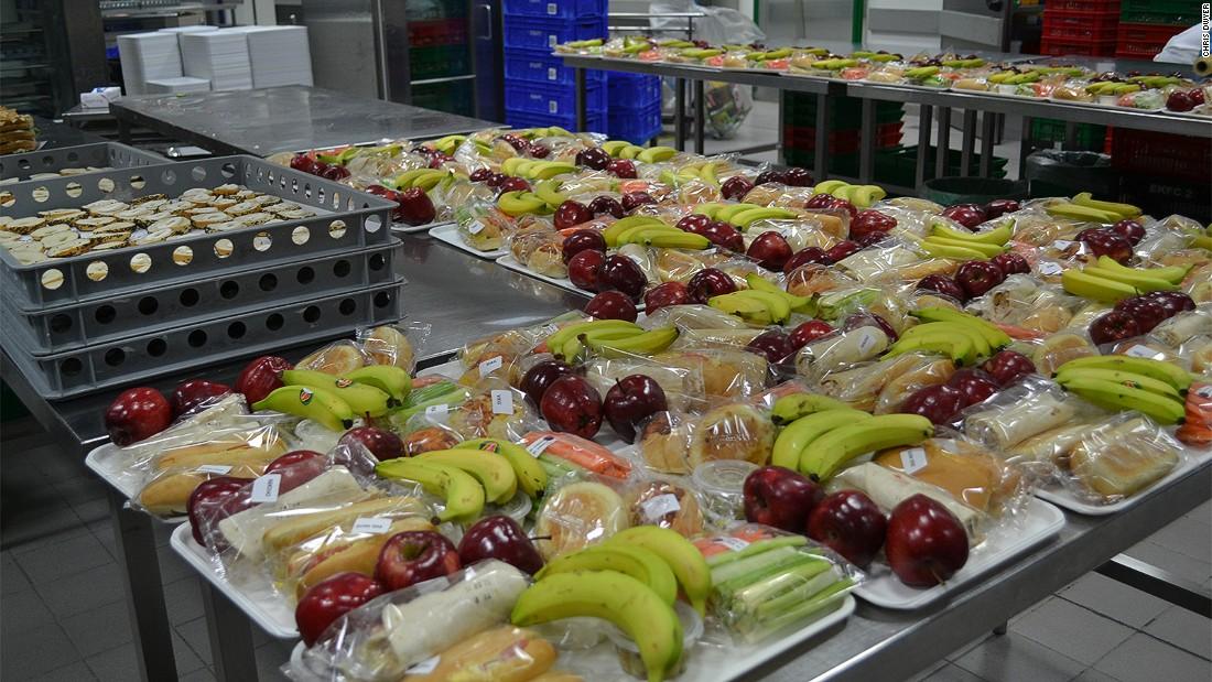 Industry Kitchen Lunch Menu