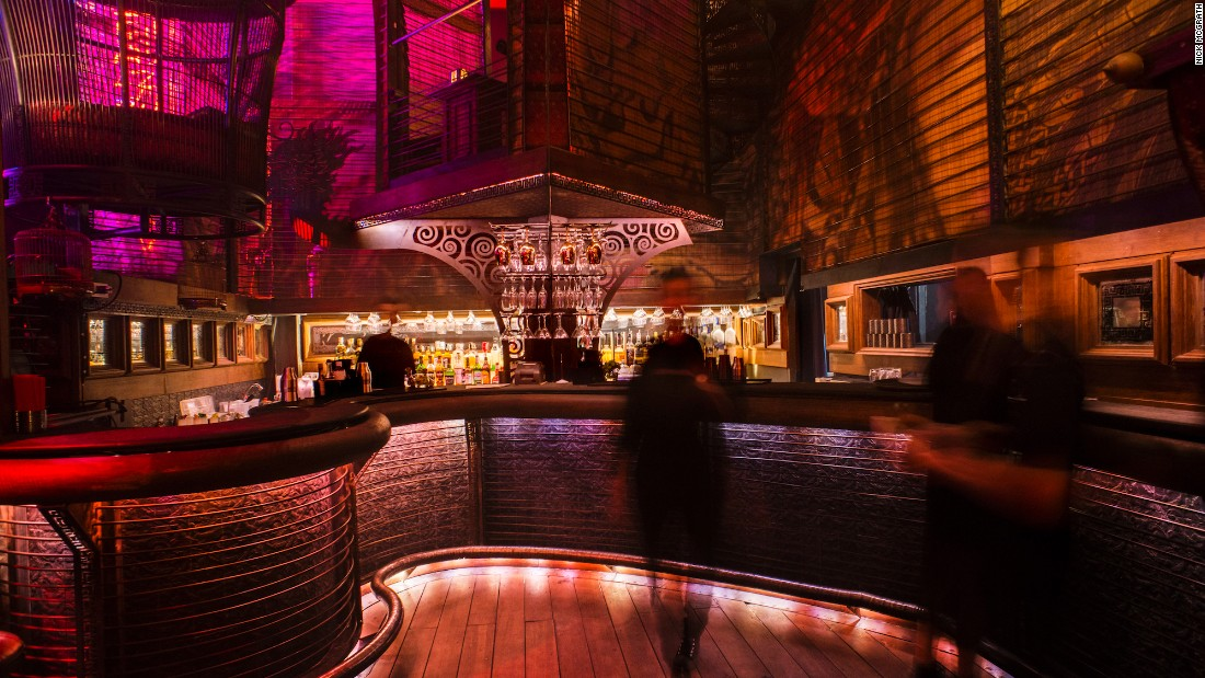 Bangkok Bars Please The Eyes 9 Of The Most Stunning Cnn
