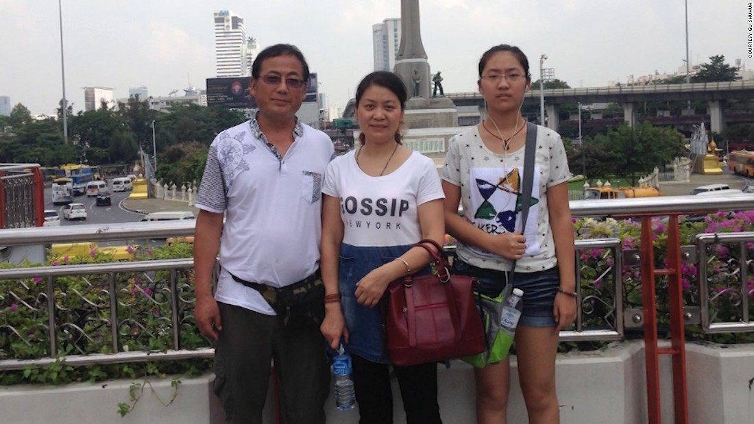 Cross-border crackdowns divide Chinese families