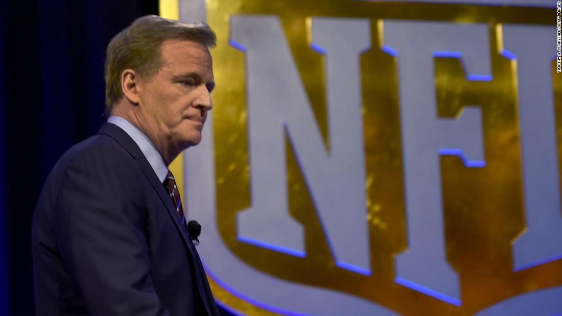 NFL chief, team owners, NBA stars slam Trump – Trending Stuff