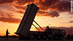 What is THAAD?