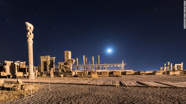 Persepolis: City of kings and emperors.