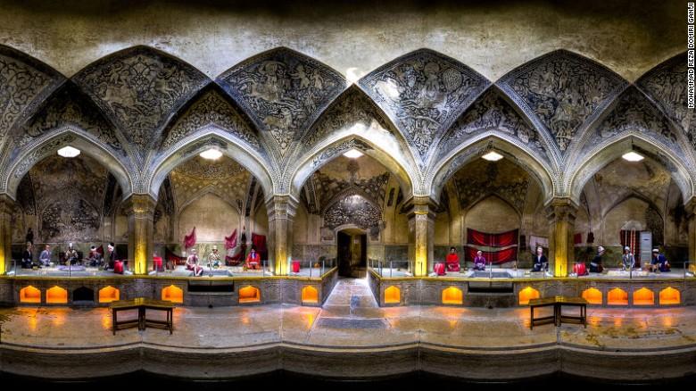 Amazing symmetry: Vakil Bath.