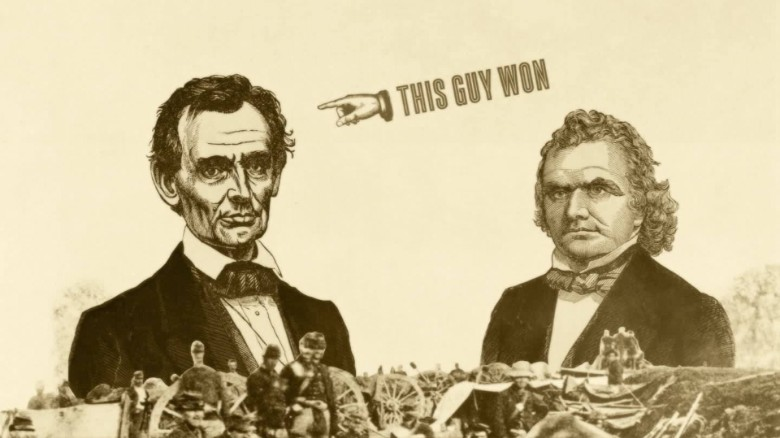 How Lincoln Bested Douglas in Their Famous Debates