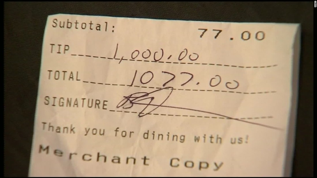 image of Amy Schumer leaves $1k tip for bartenders