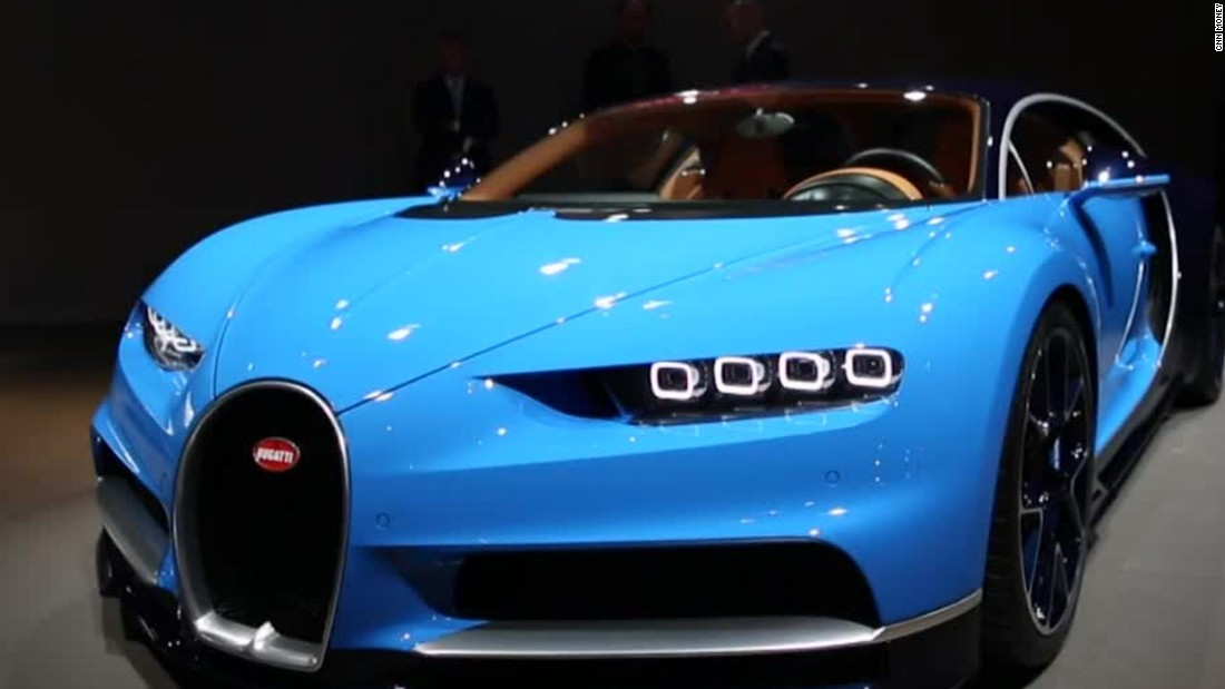 2 5 million bugatti will go 261 mph cnn video. Black Bedroom Furniture Sets. Home Design Ideas