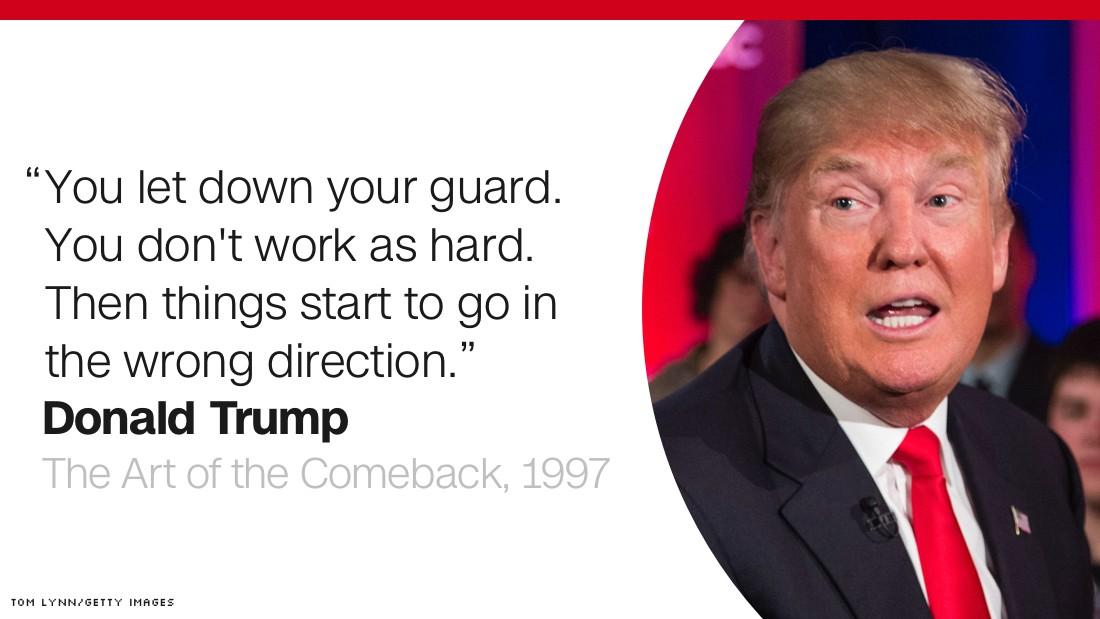 Trump Ticker