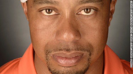 LA JOLLA, CA - JANUARY 22:  Tiger Woods poses for a portrait during the Zurich ProAm the Farmers Insurance Open at Torrey Pines Golf Course on January 22, 2014 in La Jolla, California.  (Photo by Donald Miralle/Getty Images)