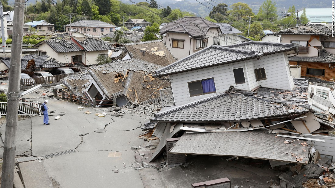 Japan earthquakes: Racing to find survivors - CNN