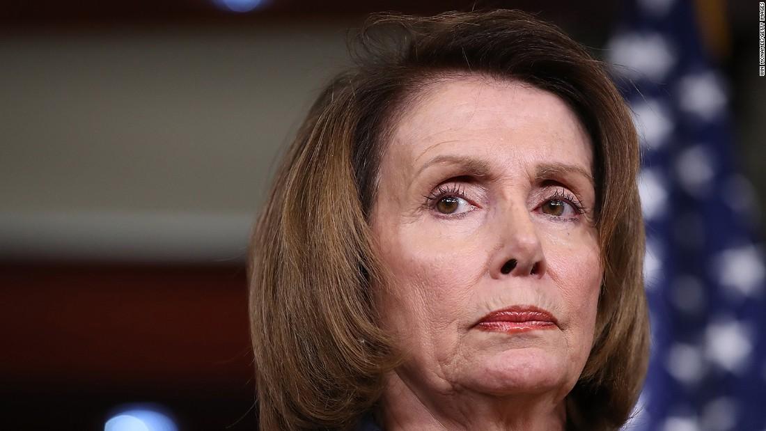 Pelosi tells House Democrats Comey letter hurt chances of ...