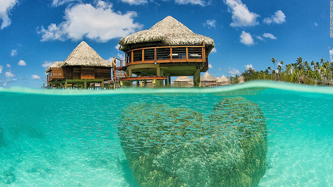 Best Place To Travel In French Polynesia