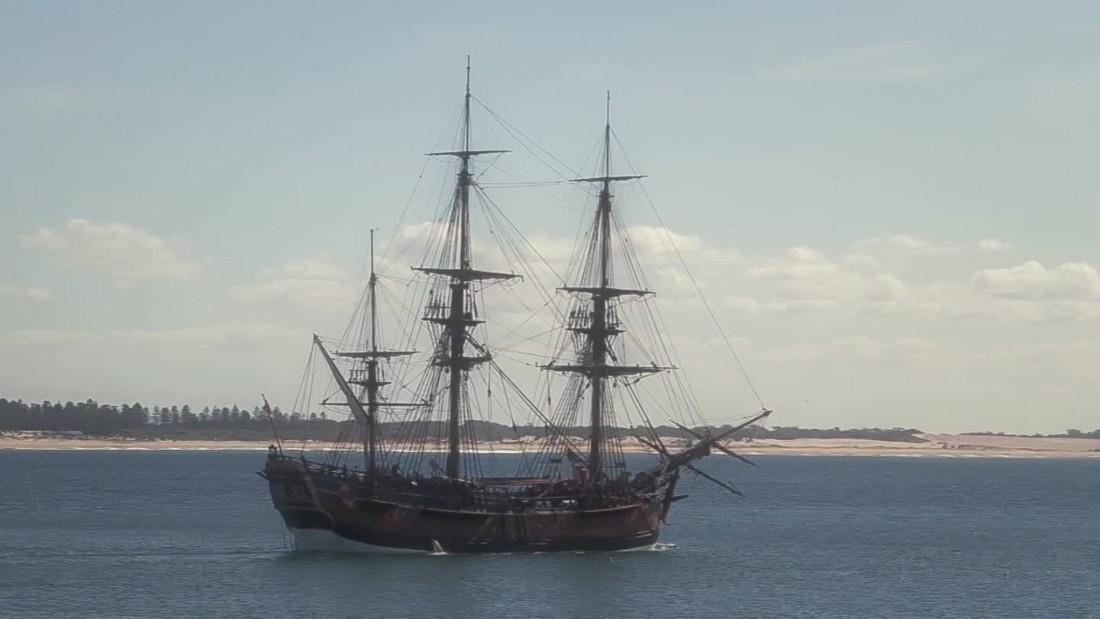 Captain Cook's ship found? - CNN Video