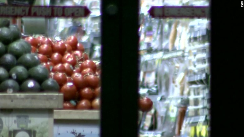 Man Sprayed Poison On Open Food At Grocery Stores