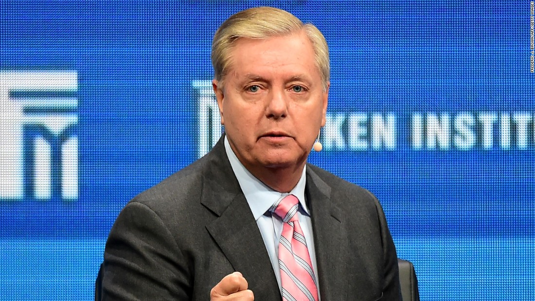 lindsey graham - photo #1