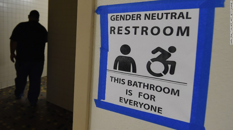 Transgender Rights We Need A Restroom Revolution Cnn Com