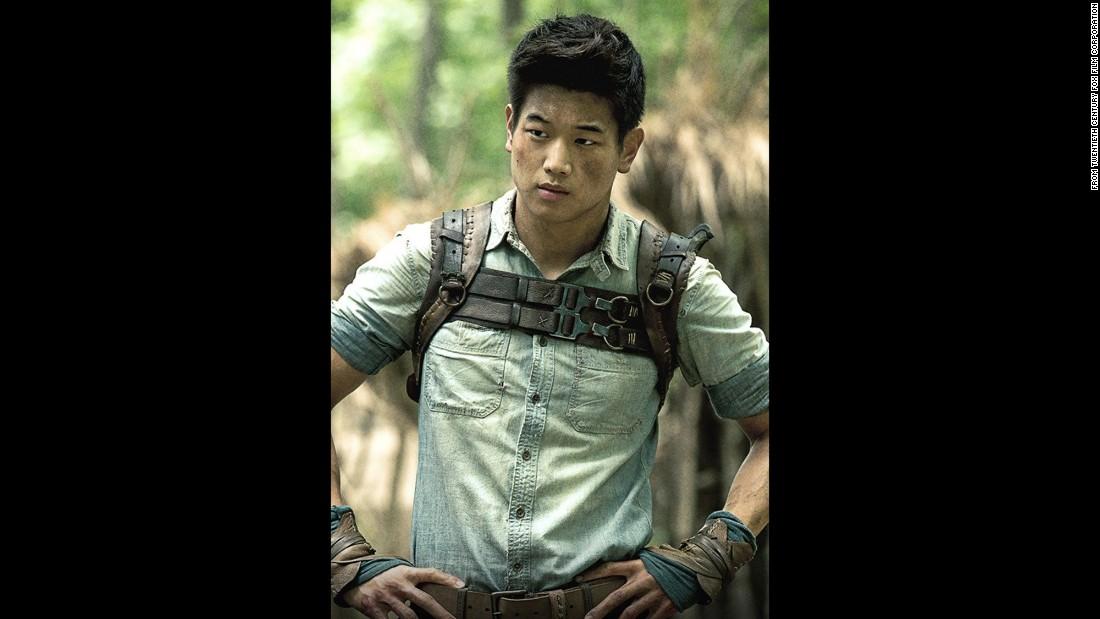Asian American Actors 6