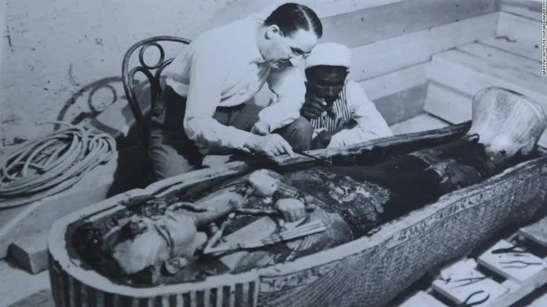 The Curse Of King Tuts Tomb Torrent: The Mystery Of King Tut's Tomb