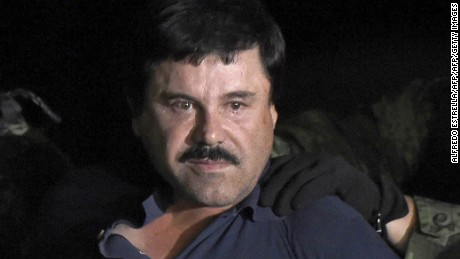 Jones, Lord debate timing of 'El Chapo' move