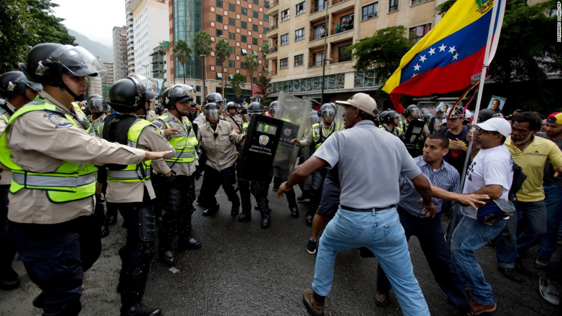 Situation Venezuela