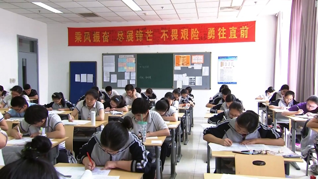 Gaokao: Can you pass China's grueling college entrance ...
