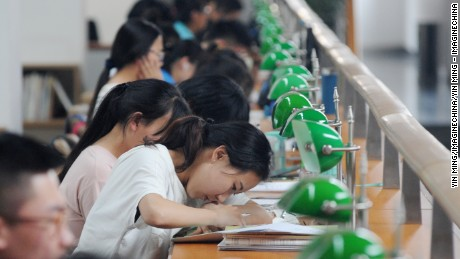 gaokao can you pass chinaus grueling college entrance