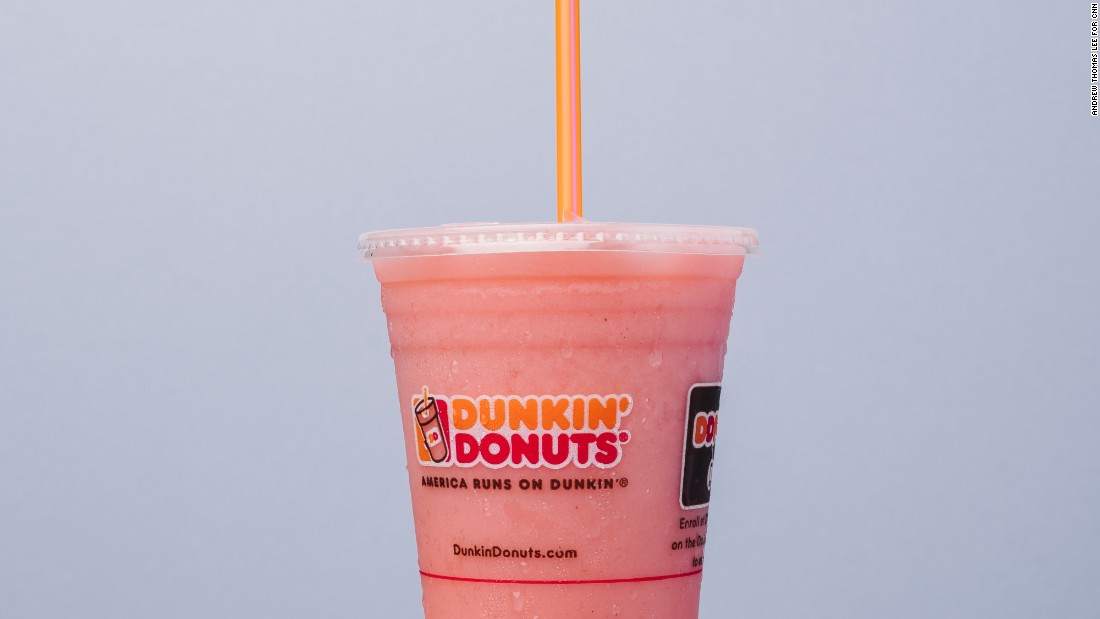 Dunkin' Donuts' menu, as curated by a nutritionist - CNN