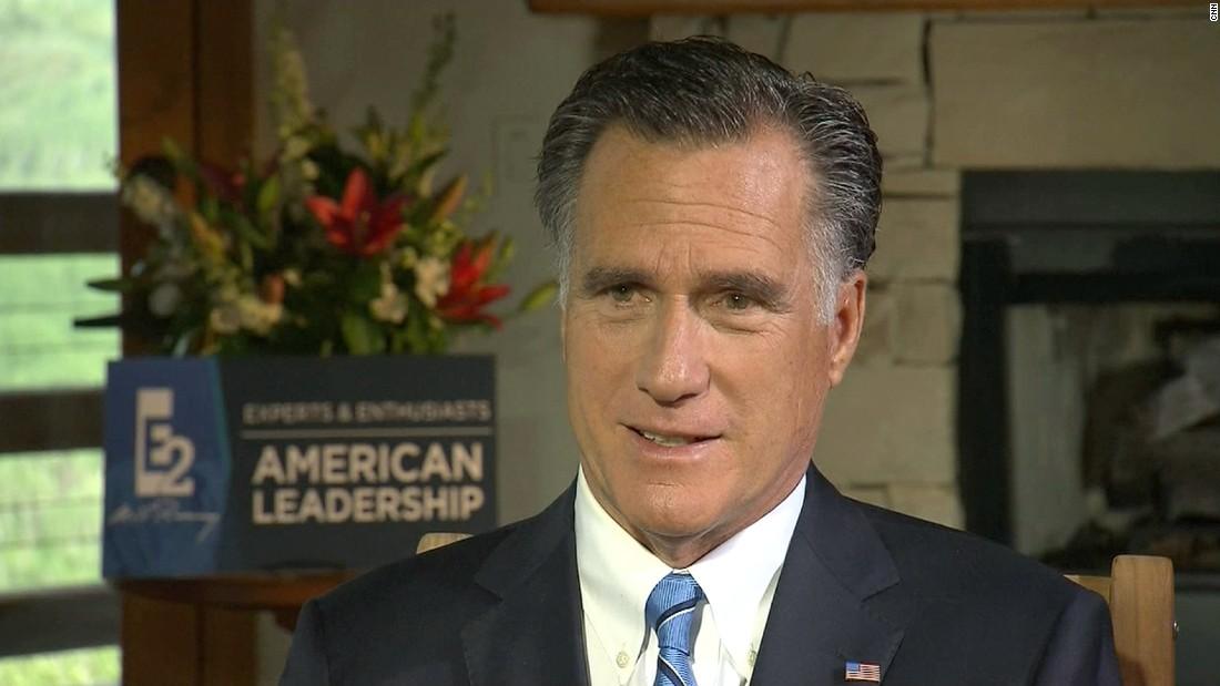 meet the press mitt romney interview on 60