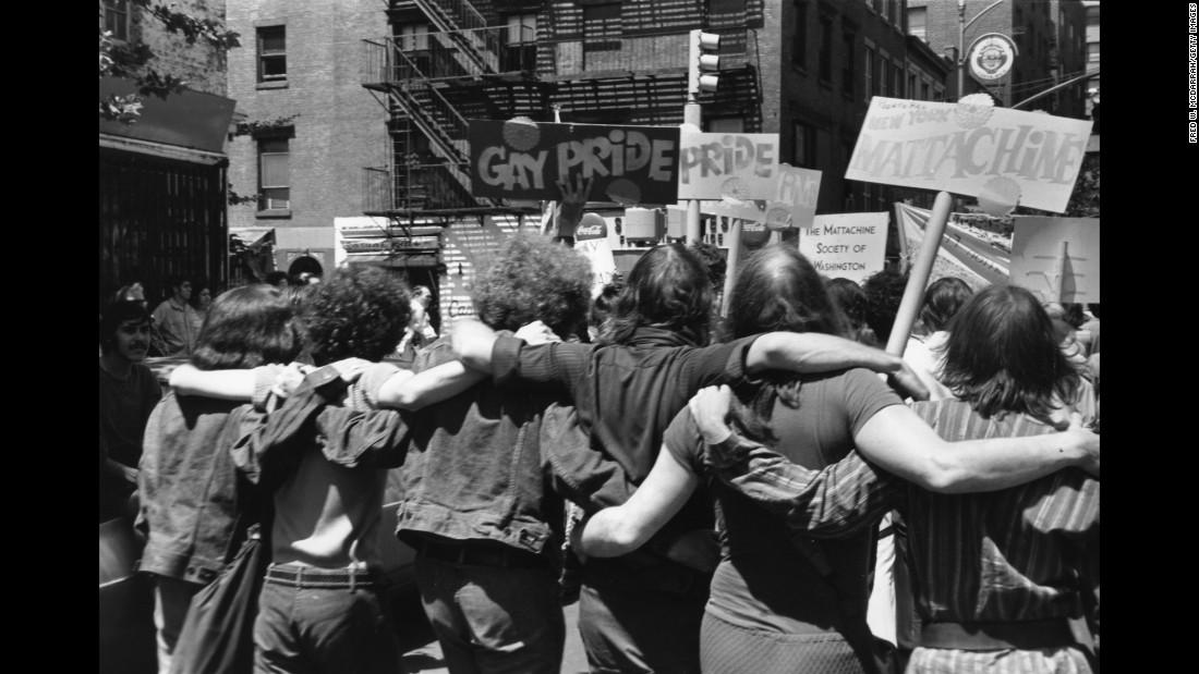 Gay Rights Riots 88