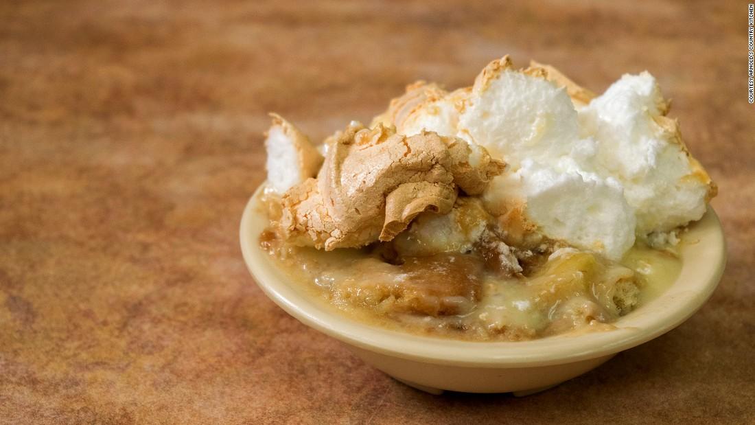 Arnold S Country Kitchen Banana Pudding