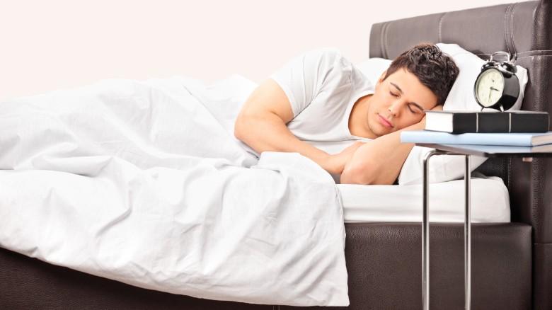 Sleep When Your Teen Sleep 107