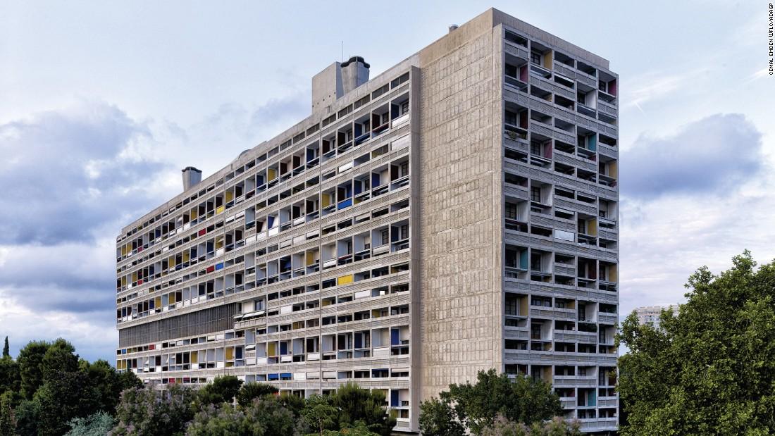 17 Le Corbusier Works Join Unesco World Heritage List Cnn