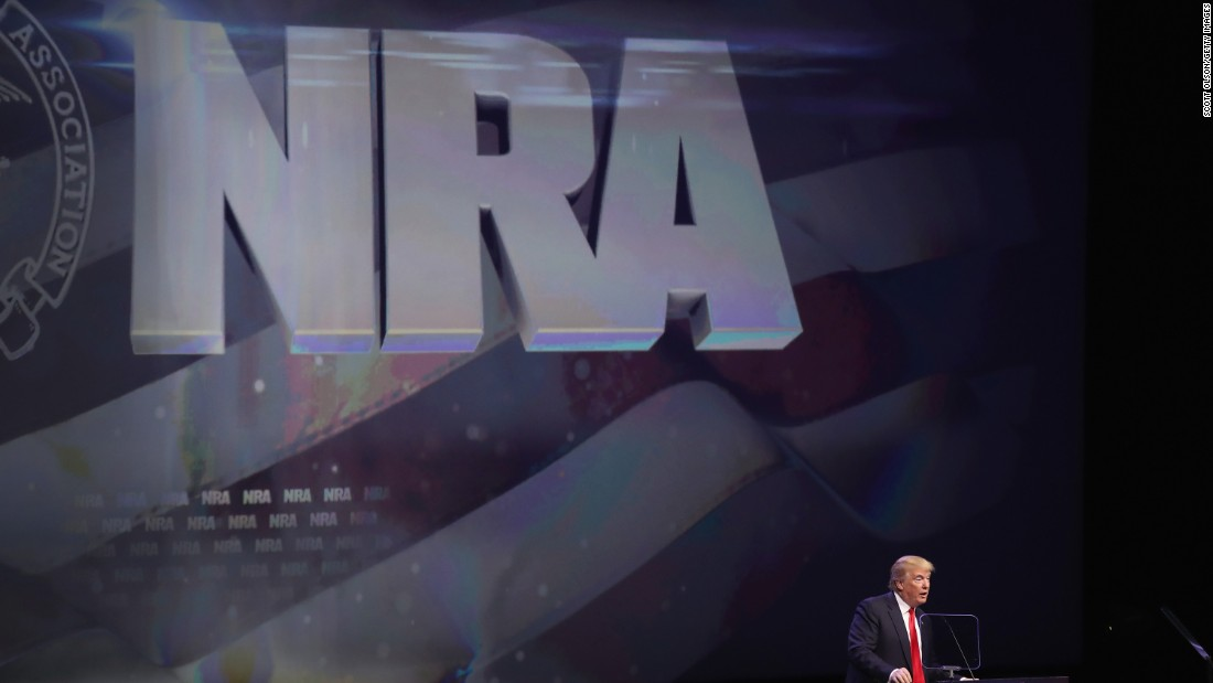 National rifle association nra politics essay