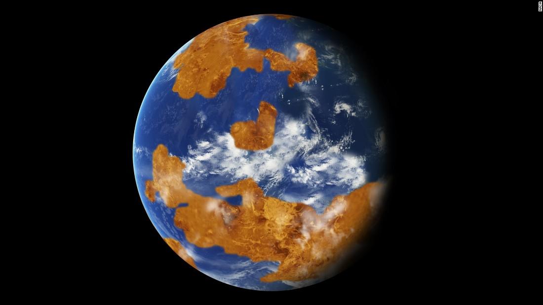 Was Venus once habitable? - CNN.com