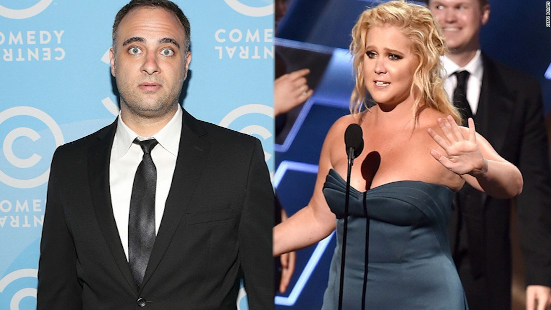 image of Amy Schumer calls out writer over rape victim-shaming